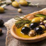 Оливки на кето