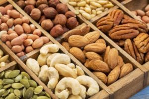 Орехи и семена в кето-диете