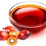 Красное пальмовое масло