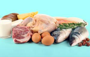 Источники белка в кето-продуктах
