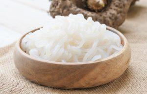 Лапша Ширатаки: преимущества для здоровья и рецепт