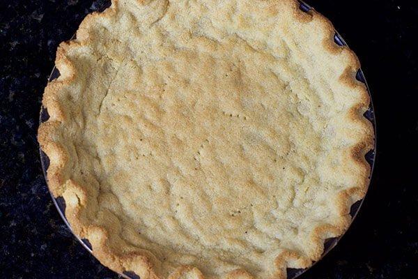 Пирог с шоколадно-сливочным кремом
