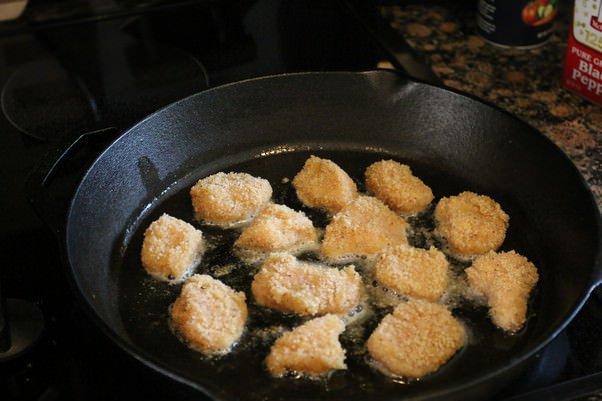 Куриные грудки в кисло-сладком соусе