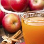 Яблочный уксус на кето-диете
