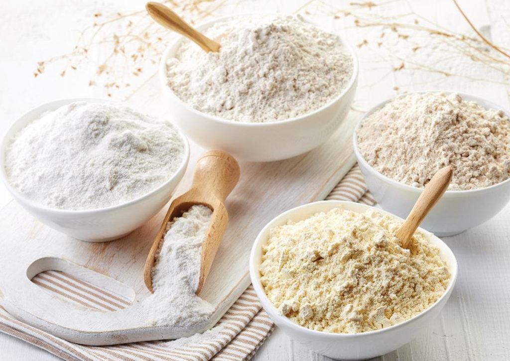 Чем заменить пшеничную муку на кето-диете?
