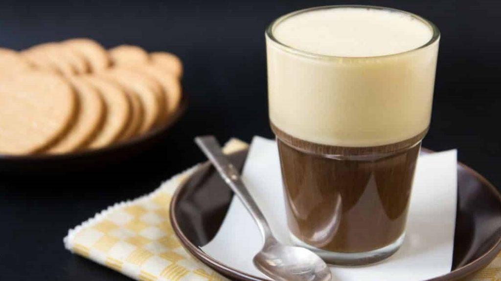 Яичный кето-кофе