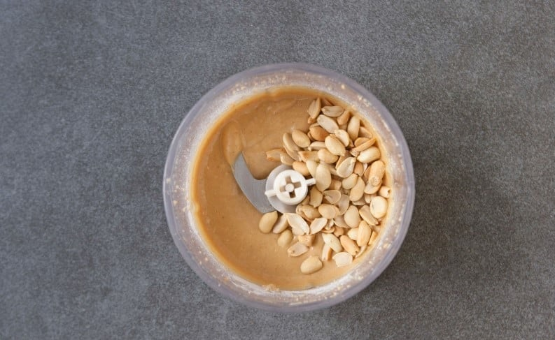 Домашнее арахисовое кето-масло