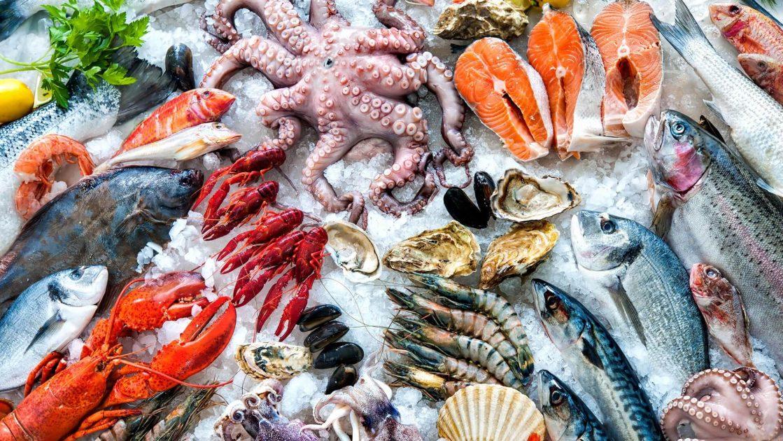 Лучшие морепродукты для кето-диеты