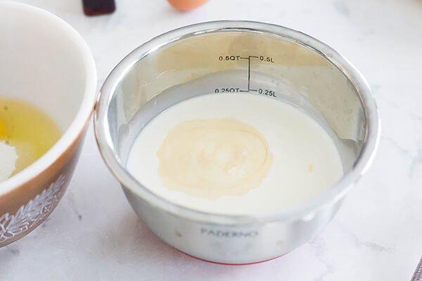 Карамельное кето крем-брюле
