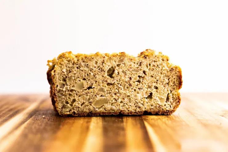Низкоуглеводный хлеб из цветной капусты