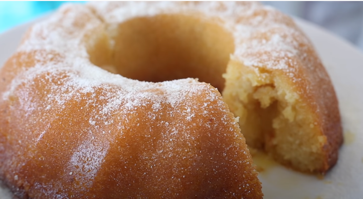 Масляный пирог Кентуки