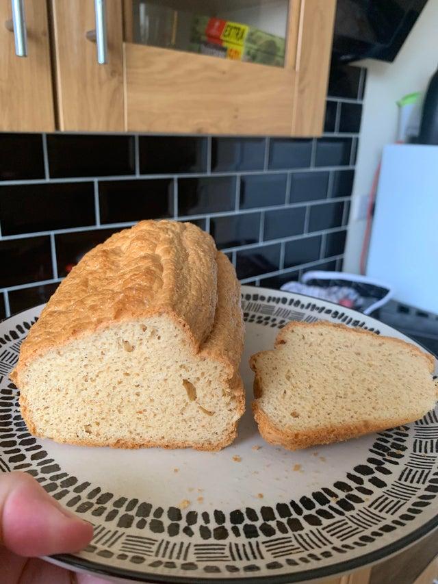Арахисовый хлеб